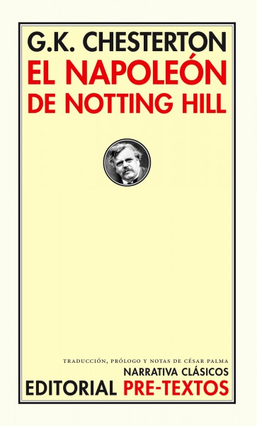 the napoleon of notting hill pdf