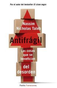 Antifragil portada