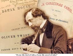 Charles Dickens, inspirador de Chesterton