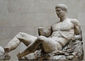 Escultura del Partenón