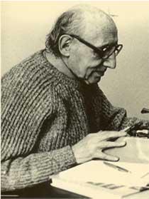 Norbert Elias en Leicester en 1976