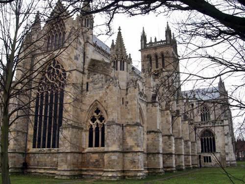 Abadía de Selby. Yorkshire, Inglaterra.