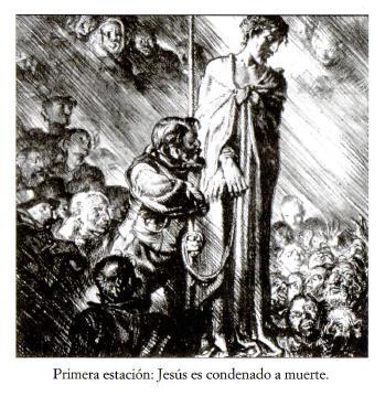 El Via Crucis de Brangwyn , comentado por Chesterton