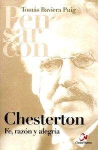 'Pensar con Chesterton', de Tomás Baviera, un nuevo libro publicado en España sobre GKC
