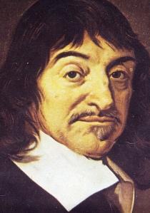 Descartes fue uno de los primeros filósofos en negar la validez de los planteamientos de los filósofos anteriores y aferrarse a 'su idea', el ejemplo perfecto de lo que Chesterton plantea en este texto. Wikipedia.