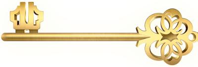 El fragmento de GK de hoy   procede del cap.16 de su 'Autobiografía', llamado 'El Dios de la llave de oro'
