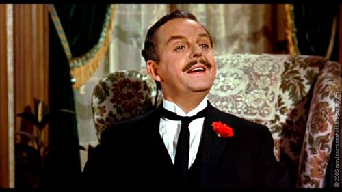 David Tomlinson representó a Mr. Banks en la inolvidable versión de Mary Poppins de 1964