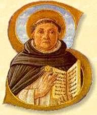 Santo Tomás de Aquino era profundamente admirado por Chesterton. Imagen: Fluvium.org