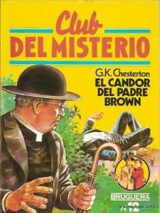 """""""Soy un hombre, y por tanto tengo todos los demonios en mi corazón"""". Palabras del Padre Brown que pudo pronunciar el Padre O´Connor."""