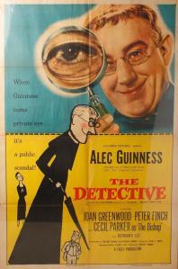 Cartel El detective