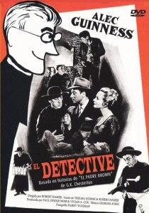 Cartel español de El detective