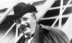 Chesterton nunca temió ir contracorriente, defendiendo sus ideas por encima de los convencionalismos sociales