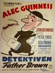 Otro cartel de El detective