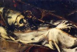 Finis gloriae mundi, de Valdés Leal, representando el final de todas las jerarquías humanas