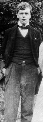 El joven Chesterton